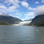 Mendenhall Glacier today thumbnail