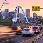 New Walterdale Bridge, Edmonton thumbnail