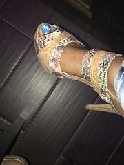 Heels of the week #theorginalwifeysexyfeet  #ebonygoddess #soulful #feetmodel #foot #toes #rednails #orange #blackwhite #decisions #girlstruggles #neosoul #loveandbasketball #whatiwear #whitenails #teamprettytoes #prettytoes #footgoddess (Wifey's Sexy feet) Tags: theorginalwifeysexyfeet ebonygoddess soulful feetmodel foot toes rednails orange blackwhite decisions girlstruggles neosoul loveandbasketball whatiwear whitenails teamprettytoes prettytoes footgoddess