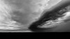 Storm Coming (Patrick Campagnone) Tags: storm blackandwhite drone bw landscape massachusetts thunder dji phantom4 phantom4pro thunderhead cloud clouds monochrome monochromatic badweather horizon contrast rhodeisland birdseyeview