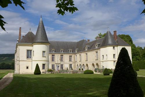 Château de Condé, Condé-en-Brie, Aisne, France