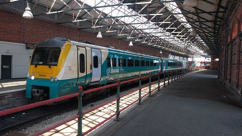 Holyhead Station