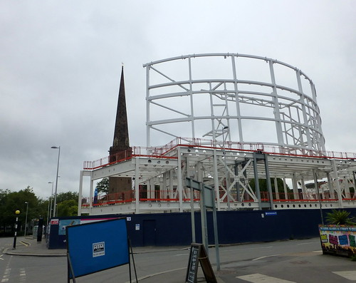 Water Park_Construction_New Union Street_Coventry_Sep17