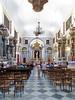 DUBROVNIK, CROATIA - Franciscan church/ ДУБРОВНИК, ХОРВАТИЯ - костёл Ордена Францисканцев