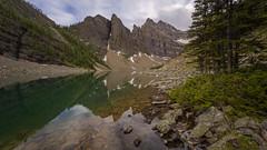 Banff ... Lake Agnes (Ken Krach Photography) Tags: banffnationalpark
