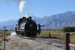 """NG Sunday (GRNDMND) Tags: california laws """"slimprincess"""" the""""narrowgauge"""" """"southernpacific"""" sp railroads trains"""