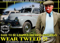 Modern Clothes Are So Boring r tweed Part 8 (MemoryCube5000) Tags: tweedjacket tweedcap retro vintage cap tweed harris cheesecutter flat nz kiwi cars car auto autos vehicles vehicle transport dapper man mens gent gents distinguished thetweedrun needfortweed canon outdoor poster art oldschool cavalrytwill wearingtweed rally show club invercargill dunedin oamaru christchurch nelson wellington wanganui plamerstonnorth newplymouth hastings napier gisborne rotorua tauranga auckland hamilton whangarei queenstown vintagecarclub oldcar canterbury otago sydney london scottish uk english melbourne country