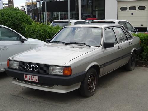 1980's Audi 80