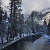 Merced River, Yosemite National Park, Winter 2017 - iPhone (bdrameyphotography) Tags: iphone mercedriver yosemitenationalpark california yosemitevalley river aurora2017 singleexposurehdr