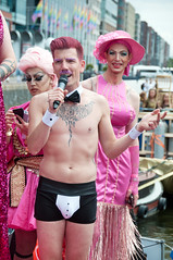 2017_Aug_Pride-682 (jonhaywooduk) Tags: lady galore this is how we drag amsterdam pride 2017 canal boat transvestie