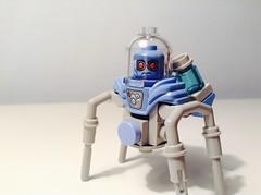 Mr Freeze, a-head of the rest (Sam K Bricks) Tags: lego mr freeze