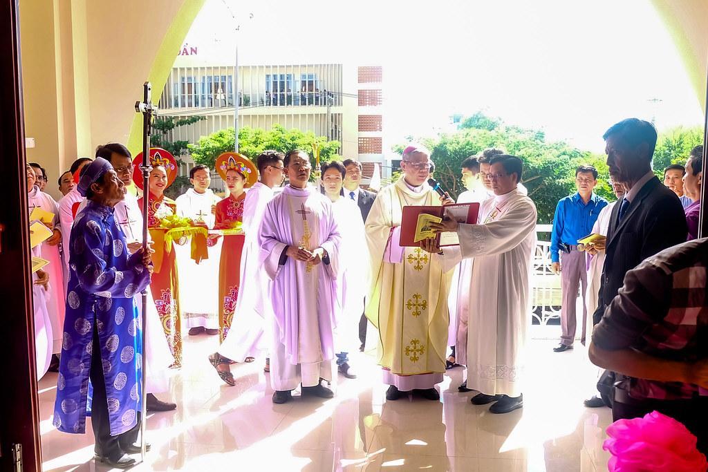 Thánh lễ tạ ơn khánh thành nhà thờ Hòa Cường – Giáo phận Đà Nẵng - Ảnh minh hoạ 9