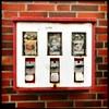 Kaumgummiautomat (DaWernRulez) Tags: cloppenburg hipstamatic kaugummiautomat chewinggum