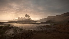 Fao Fortress (Den7on) Tags: battlefield 1 fao fortress dice ea sun sunset