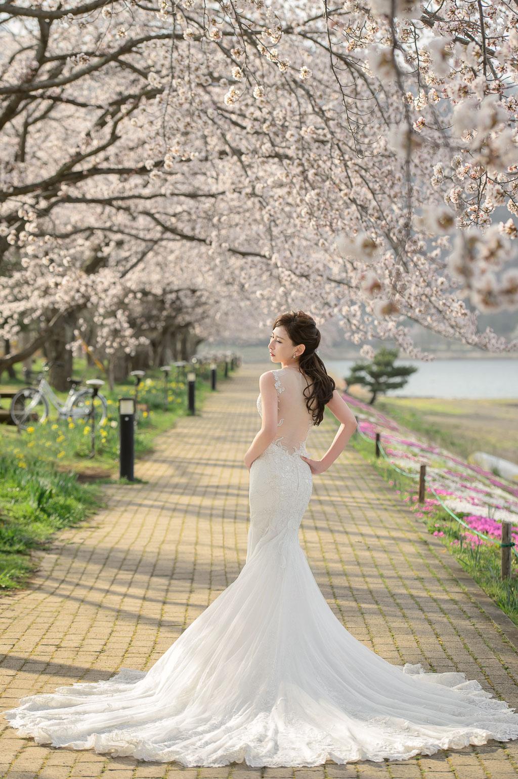 婚攝小勇,小寶團隊, Niniko, 自助婚紗, 海外婚紗,河口湖,櫻花,富士山-013