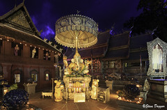 0S1A4754 (Steve Daggar) Tags: chiangmai thailand travel buddhist monk markets street candid asia