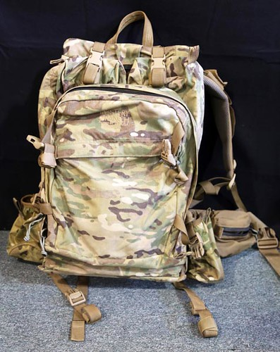 Mystery Ranch Crew Cab Backpack ($145.60)