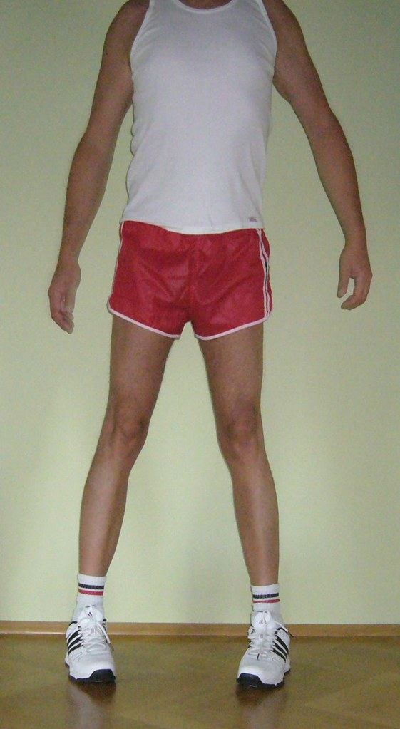 Shor leg nylon fetish
