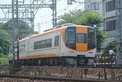 tsu2113 (tanayan) Tags: train railway nikon mie japan 三重 日本 tsu kintetsu 津 近鉄 express limited j1 ace