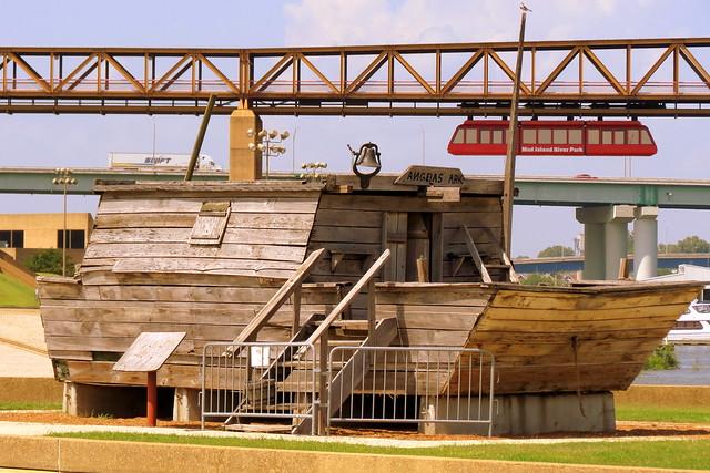 Angela's Ark - Mud Island - Memphis