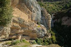 Ermitas de San Cornelio  y  la Cueva (Teresa Esteban) Tags: huesca pirineo ermitas yebradebasa montaña españa europa