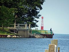 Pentwater 9-4-17 (ionnature) Tags: pentwater michigan lighthouse channel northernmichigan