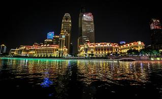 Tianjin Night River