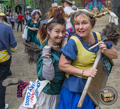 Michigan Renaissance Festival 2017 Revisited Sunday 21