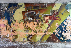 DSC07503 (I g o r ь) Tags: abandoned decay decayed rust urban forgotten lostplaces urbanexploration ussr cccp murals