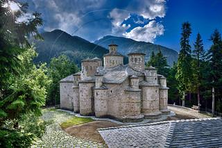 Ιερός Ναός Τιμίου Σταυρού Δολιανών  Τhe Church of the Holy Cross Dolianon