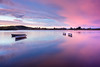 Two Tone Sky at Loch Rusky (davidballantyne2) Tags: lochrusky stirling thetrossachs leefilters fujifilmxt2 sunrise water