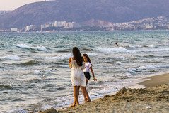 DSC00075_1 (Tünay Kasımoğlu) Tags: kuşadası aegeansea sonynex6 e55210mm sonyphotograpy sea deniz beach