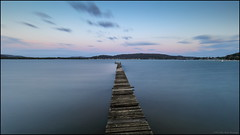 Way Out There ! (GTV6FLETCH) Tags: brisbanewater centralcoastnsw timeexposure longexposure canon canoneos5dsr canonef1635mmf4lis