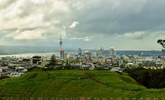 The City of Auckland (T Ξ Ξ J Ξ - OFF for Egypt) Tags: newzealand auckland d750 nikkor teeje nikon2470mmf28 lbwarmingcpl city skycity