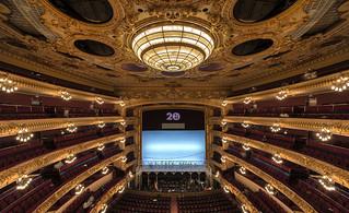 Symmetries (Gran teatro del Liceu - Barcelona)