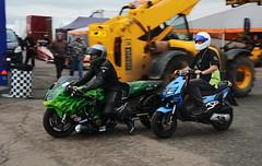 SSB_6191 (Fast an' Bulbous) Tags: bike biker moto motorcycle fast speed power motorsport dragbike drag strip race track santapod nikon eurofinals