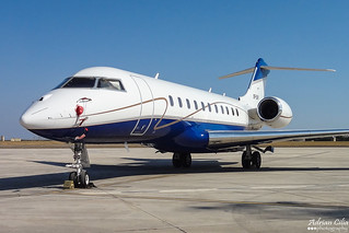 Private --- Bombardier BD-700 Global 5000 --- SP-ZAK