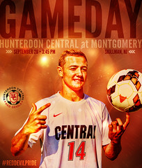 HC_Gameday_Montgomery_9_26_17 (Sideline Creative) Tags: graphicdesign capturingthemoment soccer footballedits footballdesign digitalart sportsedit sportsgraphics sportsedits socceredit socceredits poster sportsposters photoshop gameday