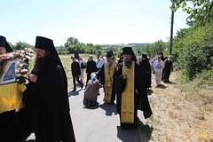71. Крестный ход в скит святителя Иоанна Шанхайского
