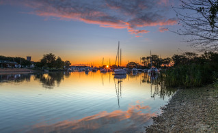 Quay Sunrise