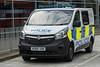 Northumbria Police Vauxhall Vivaro Biturbo KO66VBN