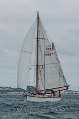 Vela (Matchman Devon) Tags: classic channel regatta 2017 st peter port paimpol vela
