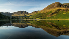 buttermere perfection. (akh1981) Tags: mountains trees nikon nisi sunrise landscape lakedistrict lake wideangle water walking outdoors travel tranquil