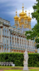 The Catherine Palace (akovt) Tags: palace pushkin park garden russia beauty saintpetersburg