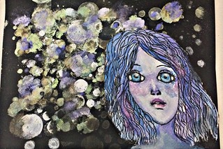 My head is full of bubbles -23/8/17