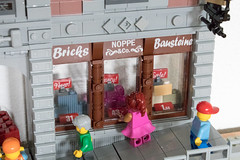 Brick Store 4 (cimddwc) Tags: lego modular facade