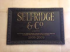 Selfridges (brimidooley) Tags: ロンドン london england uk 런던