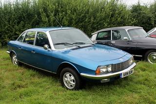 1973 NSU Ro80