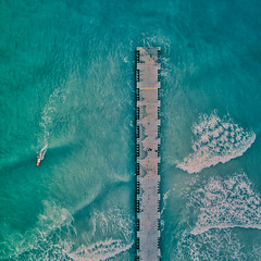The Breakers (justenoughfocus) Tags: bradentonbeach coquinabeach gulfofmexico annamariaisland dji drone florida gulfcoast manateecounty surf surfer unitedstates locations us