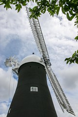 Holgate Windmill, July 2017 - 7